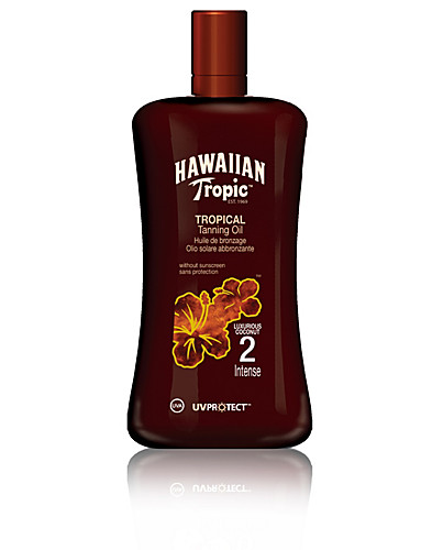 ZONNEBRANDPRODUCTEN - HAWAIIAN TROPIC / TANNING OIL INTENSE - NELLY.COM