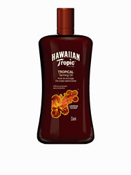 Hawaiian Tropic Coconut Tanning Oil Dark
