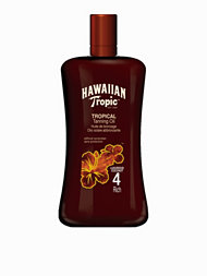 Hawaiian Tropic Tanning Oil Rich
