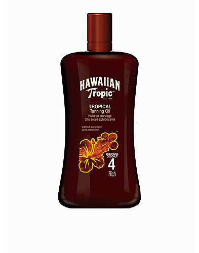 SUN CARE & TANNING - HAWAIIAN TROPIC / TANNING OIL RICH - NELLY.COM