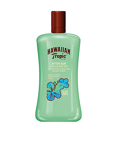 AURINKOTUOTTEET - HAWAIIAN TROPIC / COOL ALOE GEL - NELLY.COM