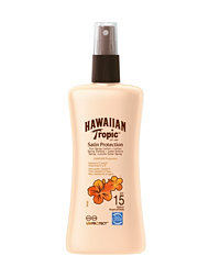 Hawaiian Tropic Sun Lotion Spray SF15