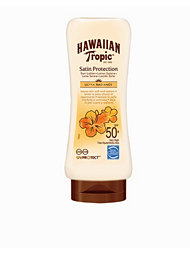 Hawaiian Tropic Satin Protection Lotion SF50+