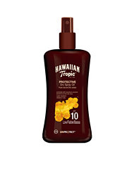 Hawaiian Tropic Protection Dry Spray Oil SF10