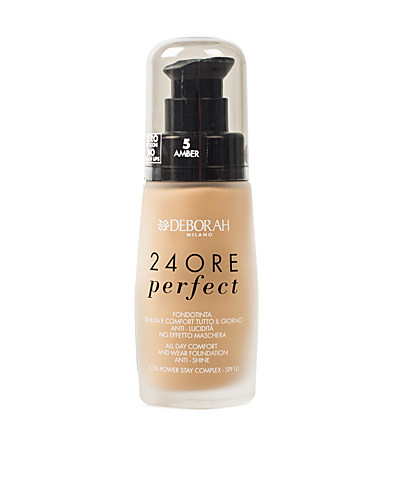 MAKE UP - DEBORAH / 24H PERFECT FOUNDATION - NELLY.COM