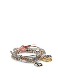 Bijoux By Us Peace Strings Bracelet