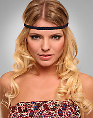 Nelly Accessories - Ribbon Headband