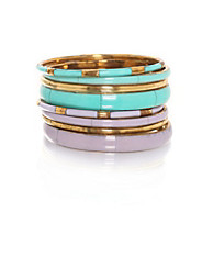 Nelly Accessories - 592686C 8pcs Bangle