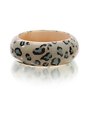 Nelly Accessories - Leopard Printed Bangle