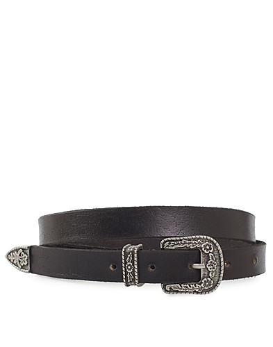 MUUT ASUSTEET - NLY ACCESSORIES / LEA LEATHER BELT - NELLY.COM