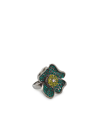 JEWELLERY - NLY ACCESSORIES / COLORED FLOWER RING - NELLY.COM