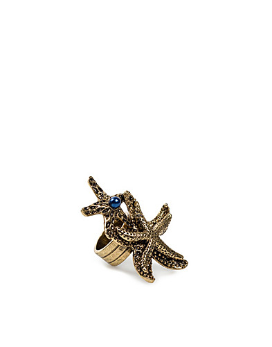 JEWELLERY - NLY ACCESSORIES / SEASTAR RING - NELLY.COM