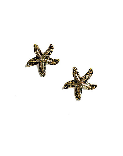 SMYKKER - NLY ACCESSORIES / SEASTAR EARRINGS - NELLY.COM