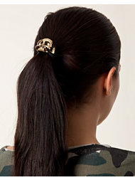 NLY Accessories Skull Hairband