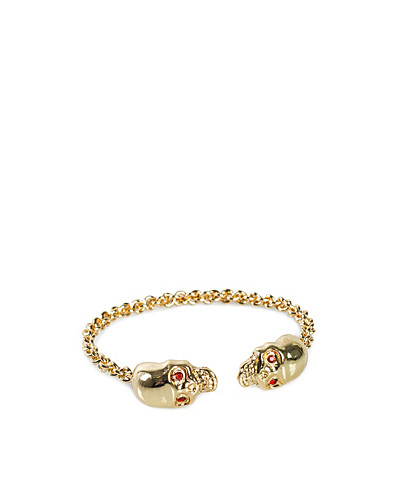JEWELLERY - NLY ACCESSORIES / SKULL MEET BRACELET - NELLY.COM