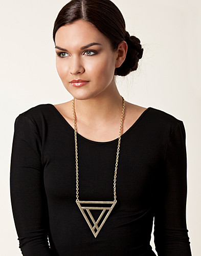 JEWELLERY - NLY ACCESSORIES / MOWERY NECKLACE - NELLY.COM