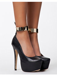 NLY Accessories Metal Ankle Cuff
