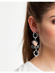 NLY Accessories Angel Earrings