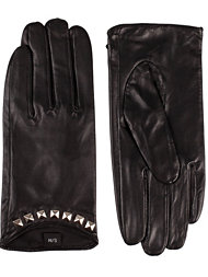 NLY Accessories Leather Gloves