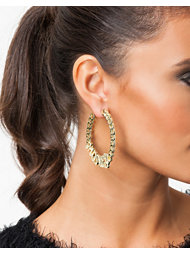 NLY Accessories Money Earrings