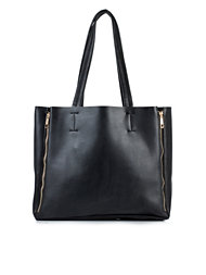 NLY Accessories Double Zip Handbag