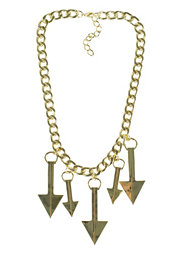 NLY Accessories Arrow Necklace