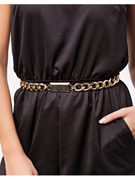 NLY Accessories Chain Belt