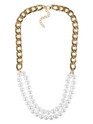 NLY Accessories Necklace with pearls