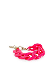 NLY Accessories Colored Chain Bracelet