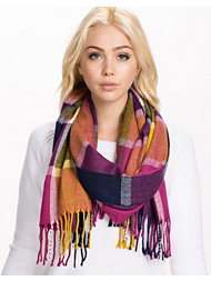 NLY Accessories Checked Scarf