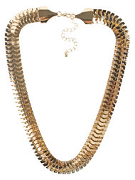 NLY Accessories Snake Chain Necklace