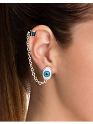NLY Accessories Eye Ear Cuff