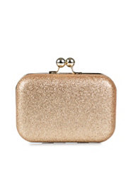 NLY Accessories Gold Clutch