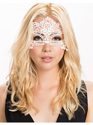 NLY Accessories Lace Mask