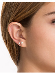 NLY Accessories Pearl Ear Cuff