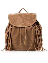 NLY Accessories Fringe BackPack