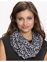NLY Accessories Leopard Printed Scarf