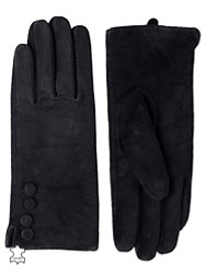 NLY Accessories Suede Gloves
