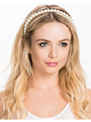 NLY Accessories Pearl Headband