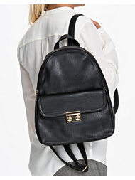NLY Accessories Buckle Backpack