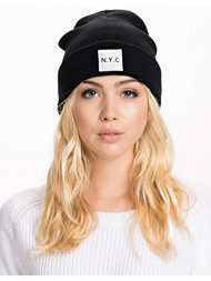 NLY Accessories Logo Knitted Hat