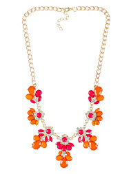 NLY Accessories Flower Necklace