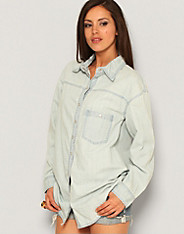 Jeane Blush - Claire Shirt