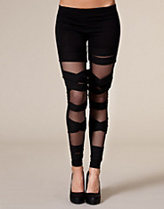 Jeane Blush - Aspen Leggings