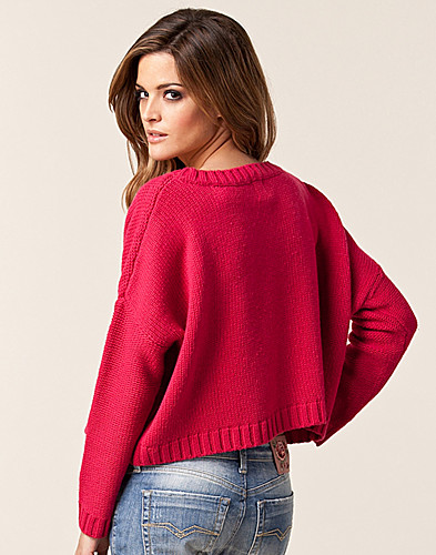 JUMPERS & CARDIGANS - JEANE BLUSH / DOLLBABY SWEATER - NELLY.COM