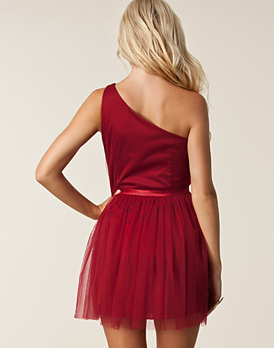 PARTY DRESSES - JEANE BLUSH / ANDREA DRESS - NELLY.COM