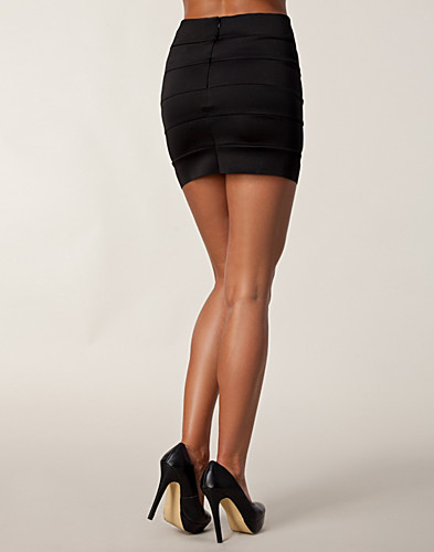 SKIRTS - JEANE BLUSH / MINI TUBE SKIRT - NELLY.COM