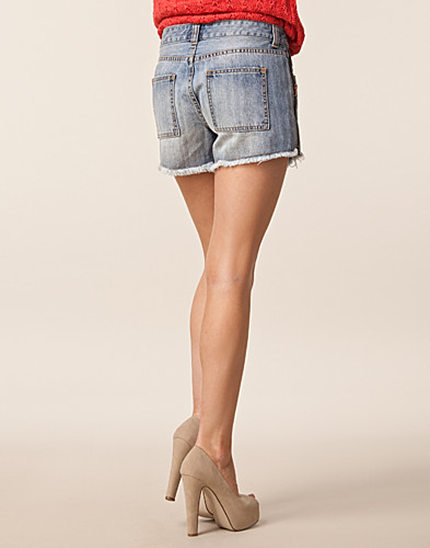 TROUSERS & SHORTS - JEANE BLUSH / JANE SHORT - NELLY.COM