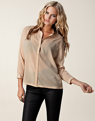 BLOUSES & OVERHEMDEN - JEANE BLUSH / ASHLEY BLOUSE - NELLY.COM