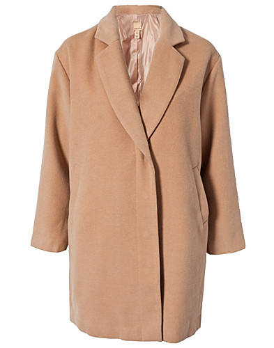 JACKETS AND COATS - JEANE BLUSH / JOANNA COAT - NELLY.COM